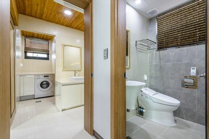 나신비동 세탁실,화장실