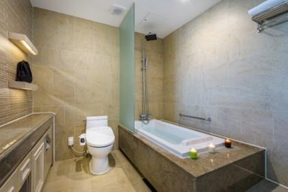 4.디럭스트윈 욕실